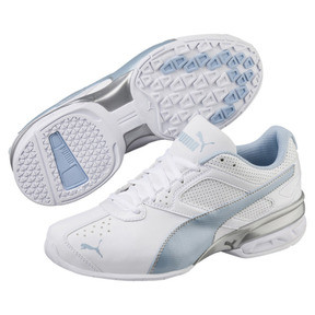 Thumbnail 2 of Tazon 6 FM Women's Sneakers, White-CERULEAN-Silver, medium