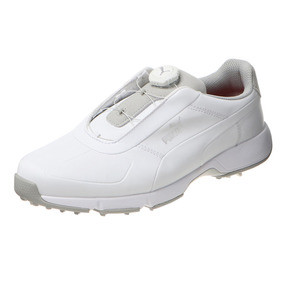 Thumbnail 1 of Chaussure de golf IGNITE Drive DISC pour homme, White-White, medium