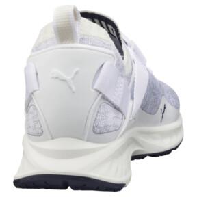 Thumbnail 4 of IGNITE evoKNIT Lo Women's Training Shoes, White-VaporousGray-Peacoat, medium