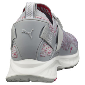 Thumbnail 4 of IGNITE evoKNIT Lo Women's Training Shoes, Quarry-SPARKLINGCOSMO-White, medium
