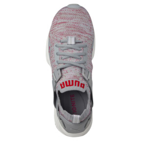 Thumbnail 5 of IGNITE evoKNIT Lo Women's Training Shoes, Quarry-SPARKLINGCOSMO-White, medium
