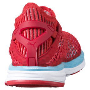 Thumbnail 4 of SPEED IGNITE NETFIT Women's Running Shoes, Poppy Red-Turquoise-White, medium
