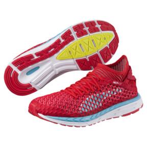Thumbnail 2 of SPEED IGNITE NETFIT Women's Running Shoes, Poppy Red-Turquoise-White, medium