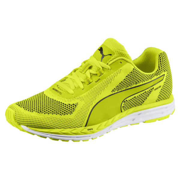 8adb5fc1a6 Speed 500 IGNITE NightCat Men's Running Shoes, Nrgy Yellow-Puma White, large