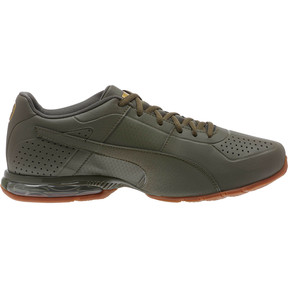 Thumbnail 3 of Cell Surin 2 Premium Men's Running Shoes, Olive Night-Gold, medium