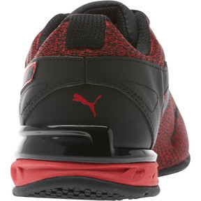 Thumbnail 4 of Tazon 6 Knit Men's Sneakers, Puma Black-Toreador, medium