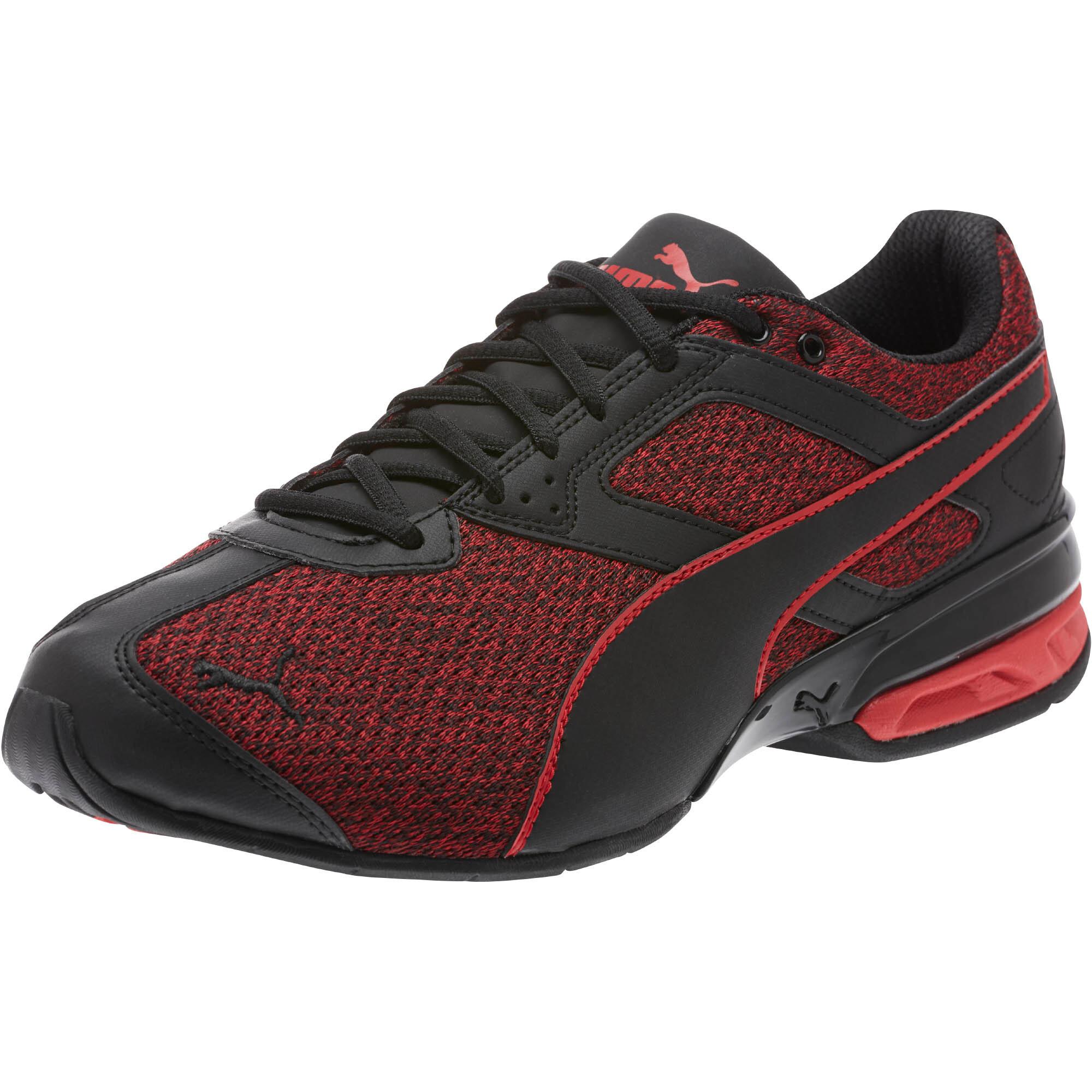 Puma-Tazon-6-Lavorato-a-Maglia-Uomo-Scarpe-da-ginnastica-Uomo-scarpa-in-esecuzione miniatura 4