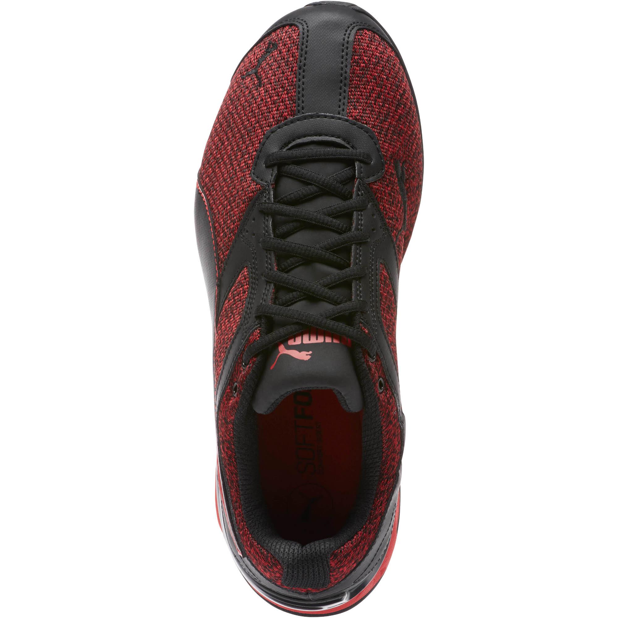 Puma-Tazon-6-Lavorato-a-Maglia-Uomo-Scarpe-da-ginnastica-Uomo-scarpa-in-esecuzione miniatura 6