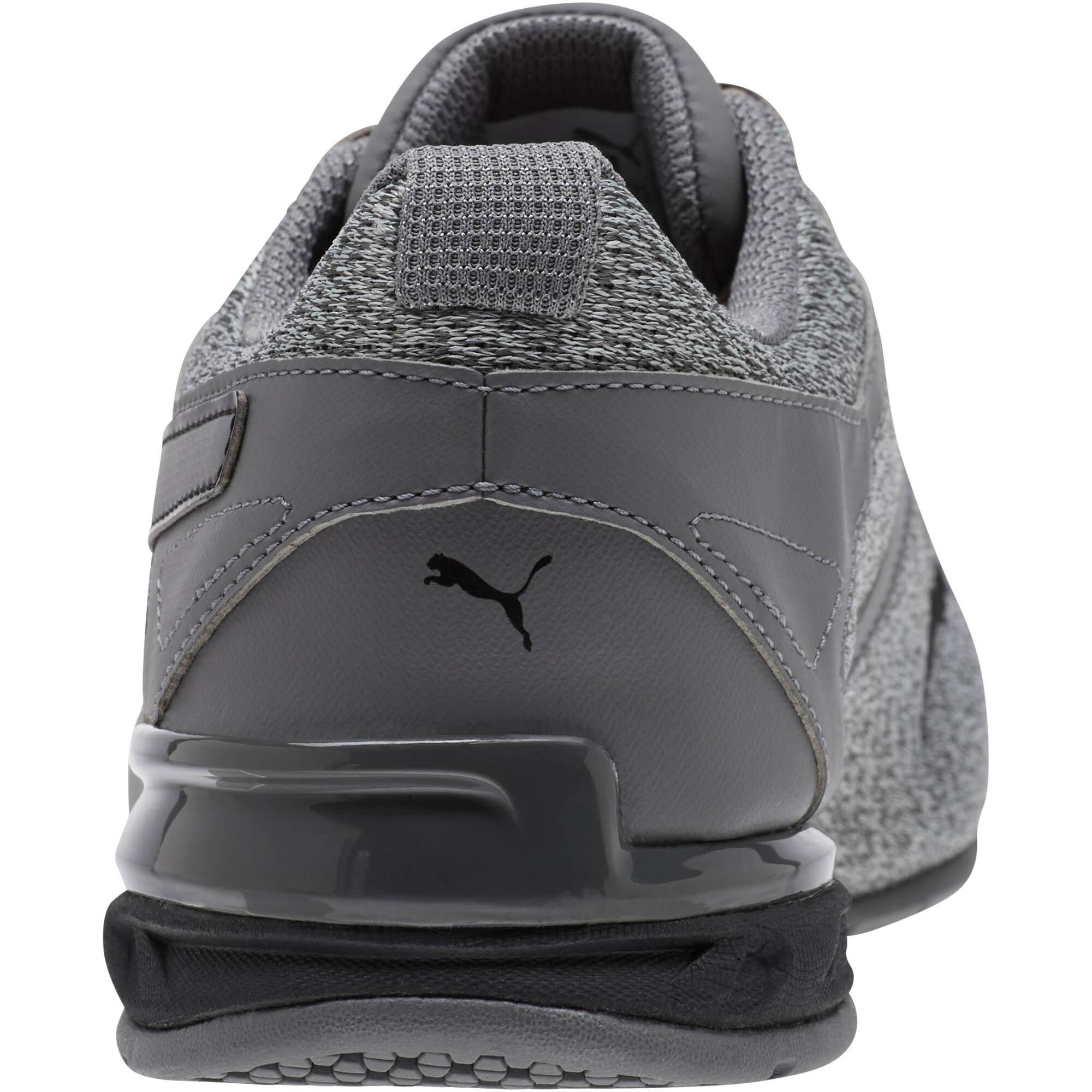 Puma-Tazon-6-Lavorato-a-Maglia-Uomo-Scarpe-da-ginnastica-Uomo-scarpa-in-esecuzione miniatura 8
