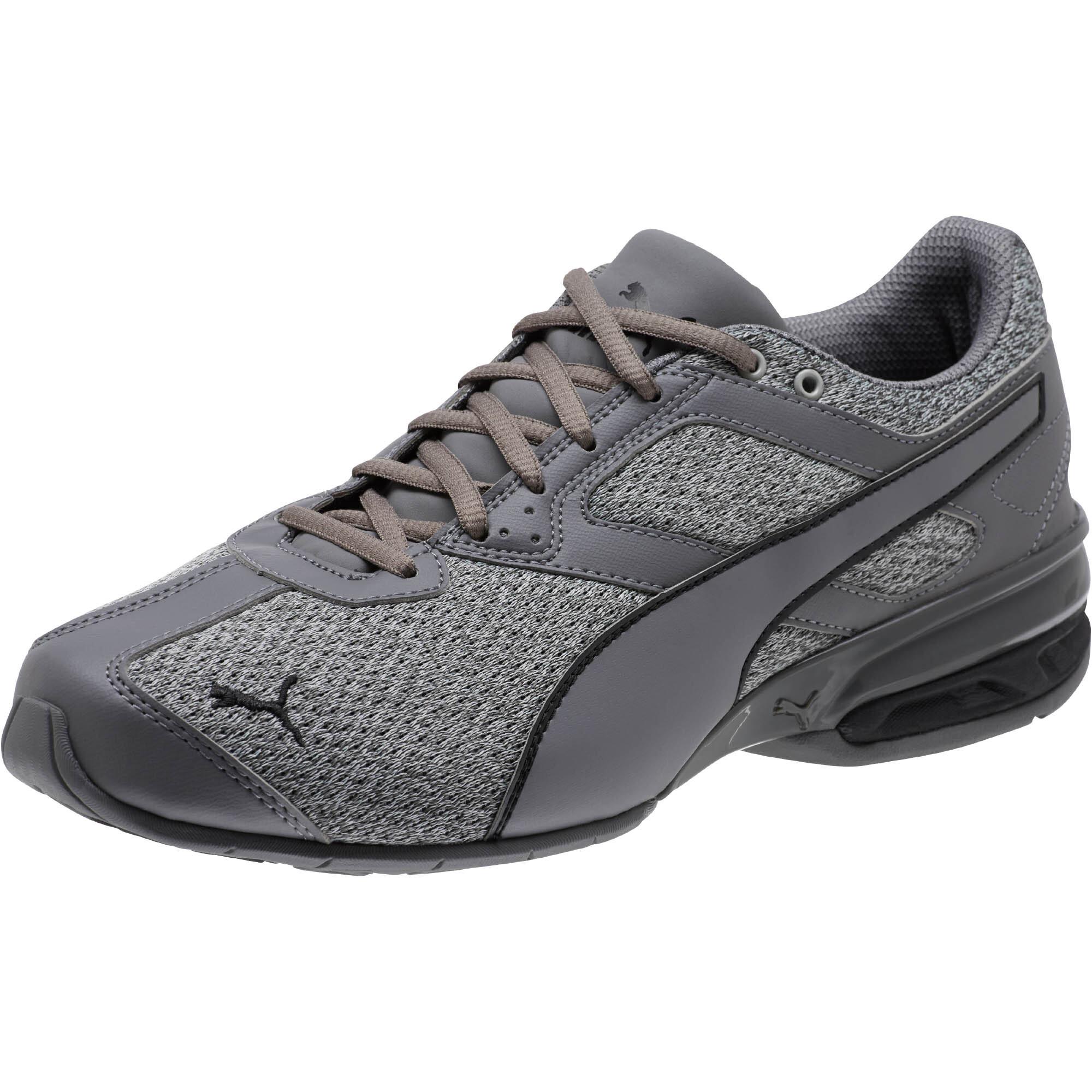 Puma-Tazon-6-Lavorato-a-Maglia-Uomo-Scarpe-da-ginnastica-Uomo-scarpa-in-esecuzione miniatura 9
