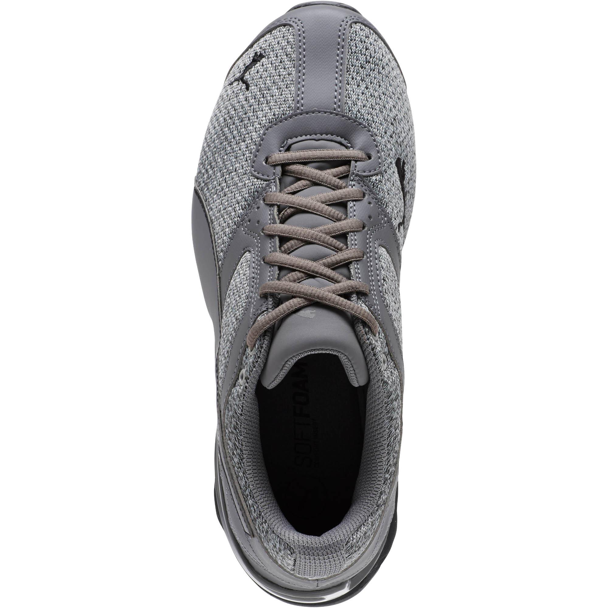 Puma-Tazon-6-Lavorato-a-Maglia-Uomo-Scarpe-da-ginnastica-Uomo-scarpa-in-esecuzione miniatura 11
