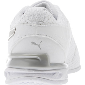 Thumbnail 4 of Tazon 6 Knit Women's Sneakers, Puma White-Puma Silver, medium