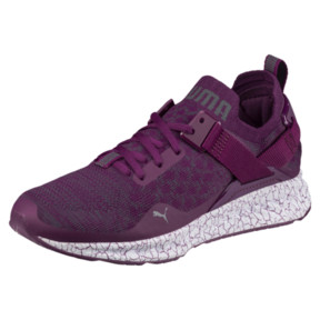 Thumbnail 1 of IGNITE evoKNIT Lo Hypernature Women's Training Shoes, Dark Purple-Periscope, medium