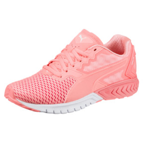 Thumbnail 1 of IGNITE Dual Mesh Women's Running Shoes, Nrgy Peach-Puma White, medium