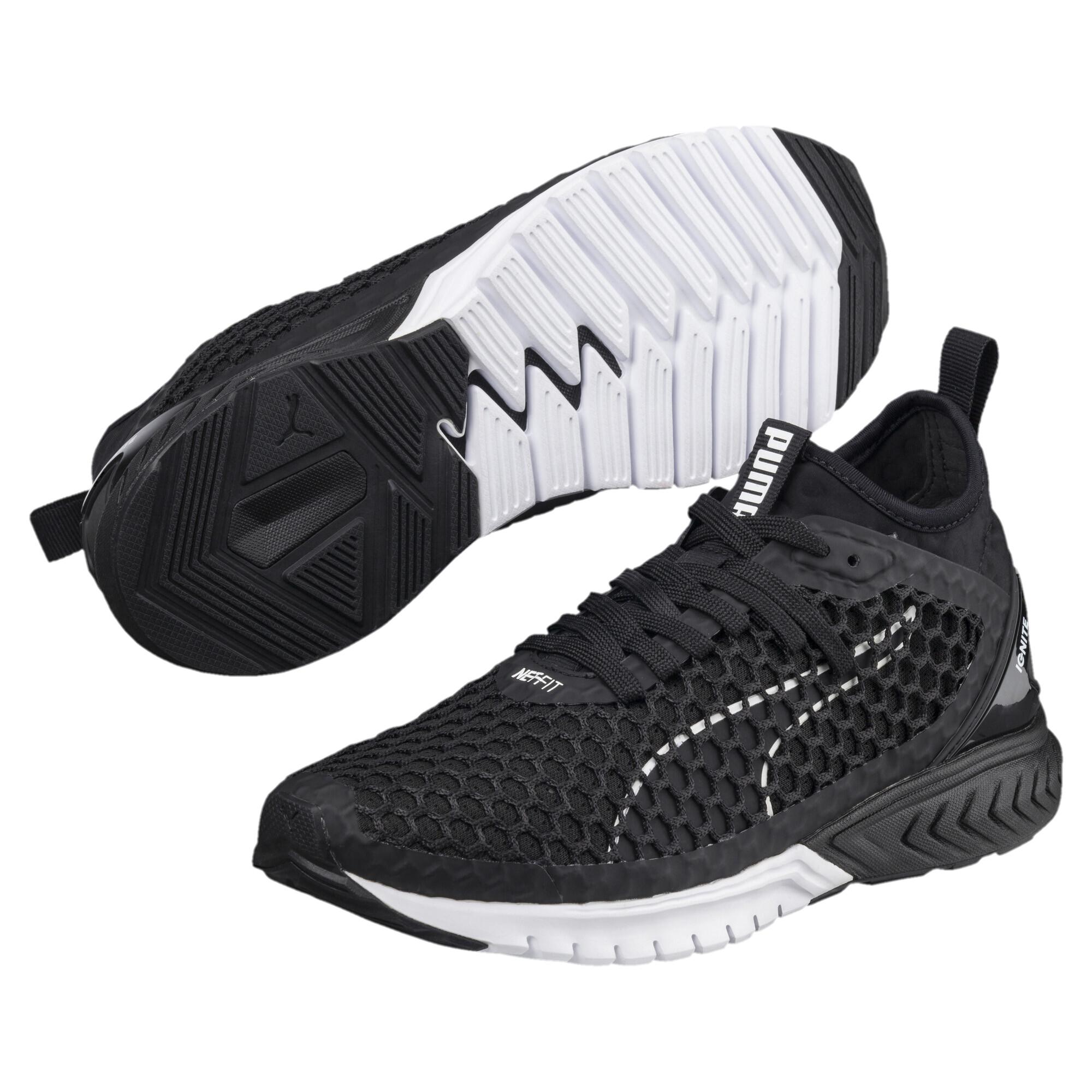 Image Puma Women's IGNITE Dual NETFIT Running Shoes #2