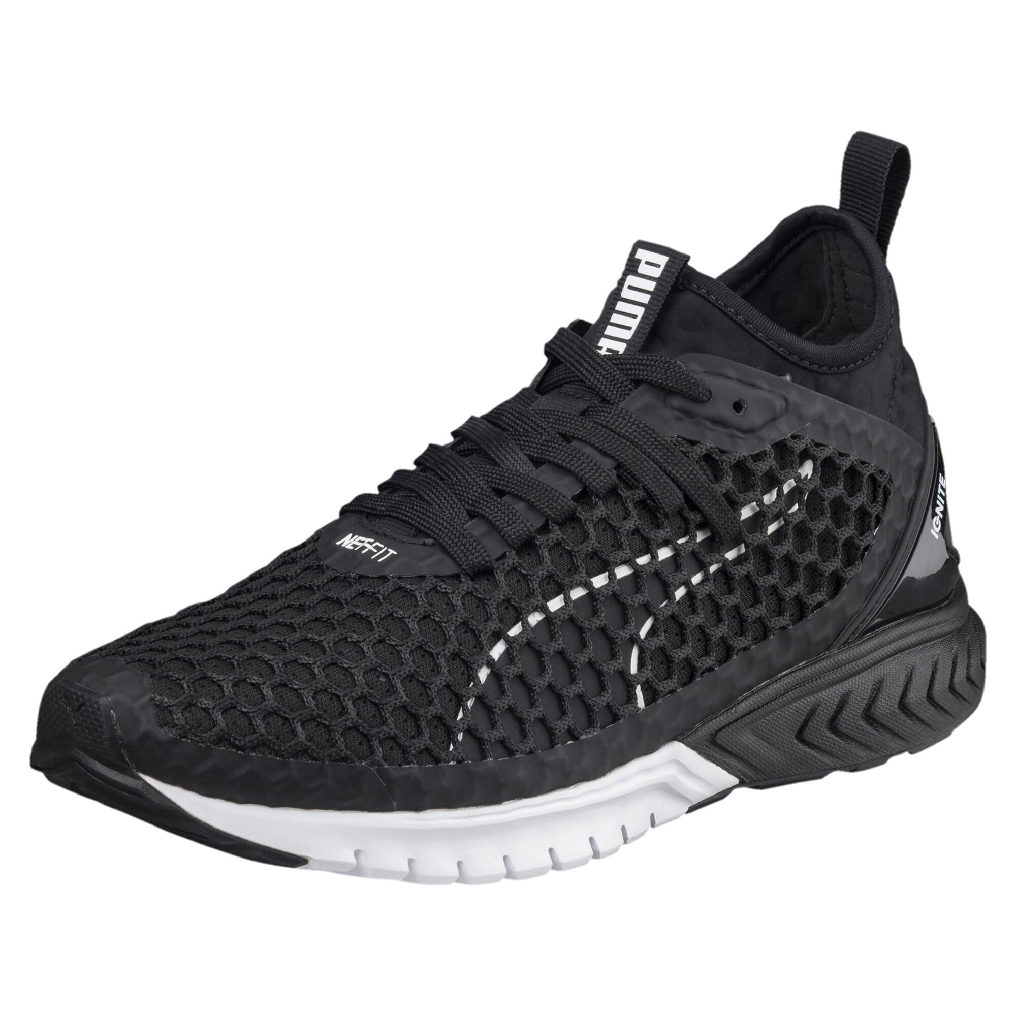Image Puma Women's IGNITE Dual NETFIT Running Shoes #1