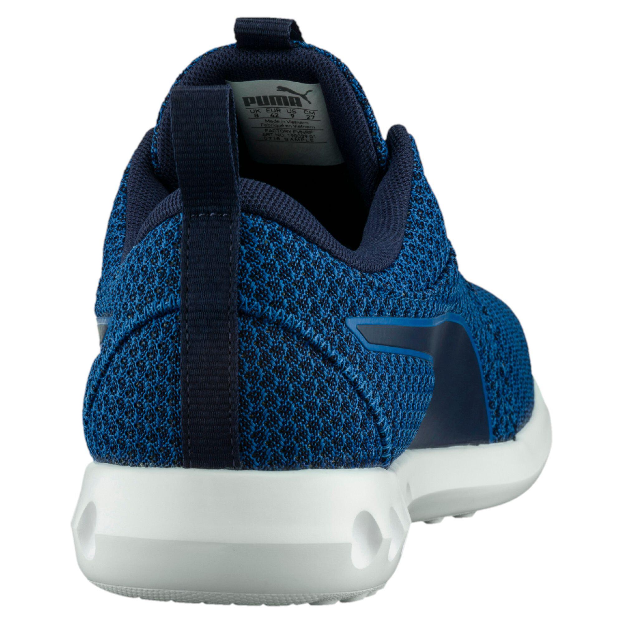 Image Puma Men's Carson 2 Knit Running Shoes #5