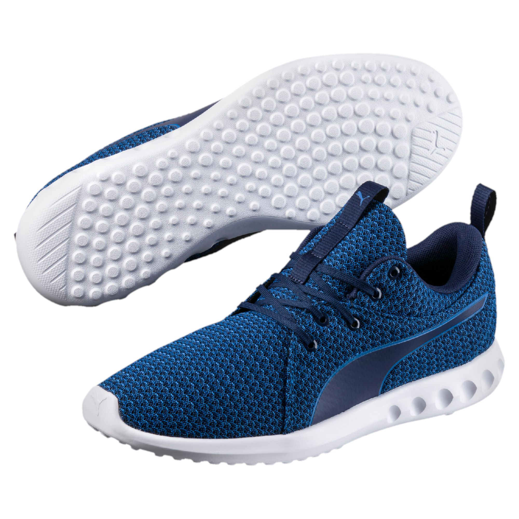 Image Puma Men's Carson 2 Knit Running Shoes #2