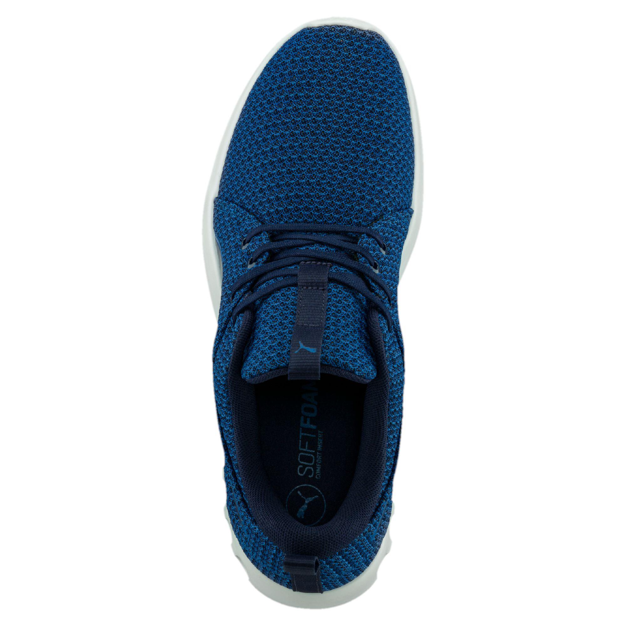 Image Puma Men's Carson 2 Knit Running Shoes #6