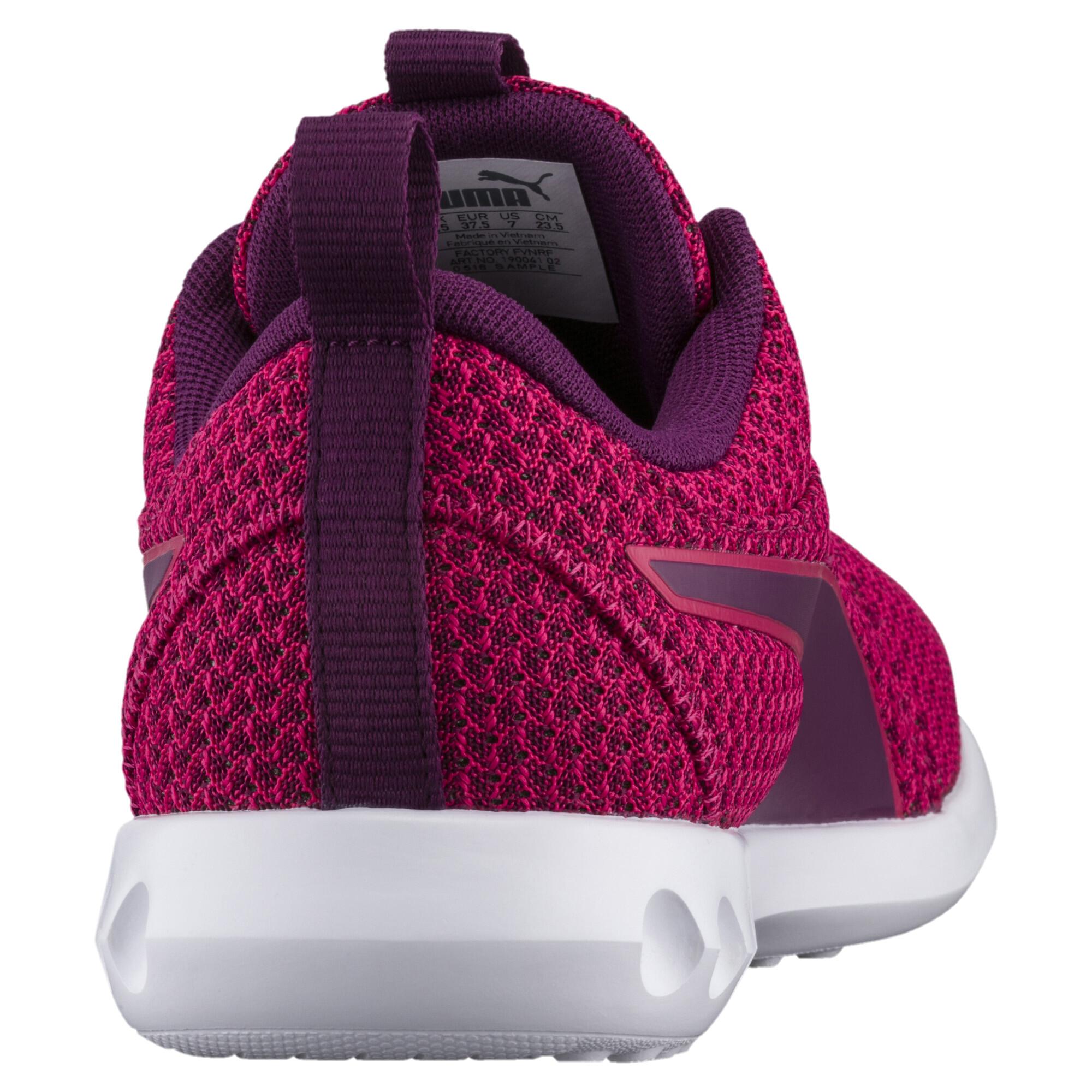 Image Puma Women's Carson 2 Knit Running Shoes #4
