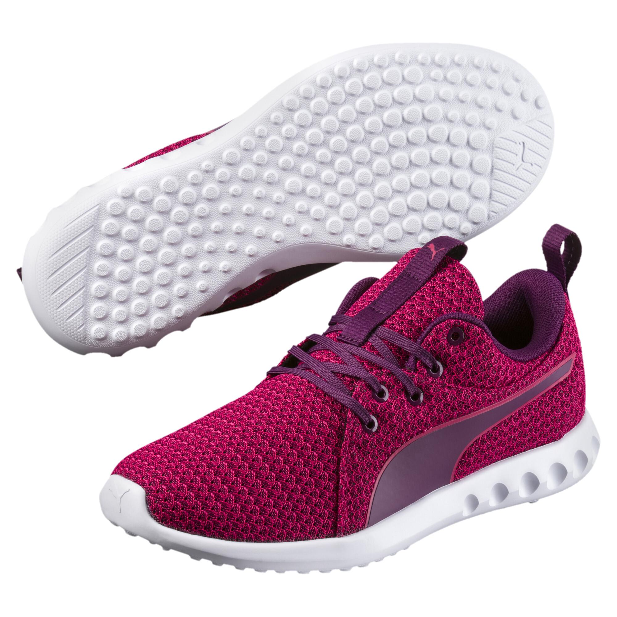 Image Puma Women's Carson 2 Knit Running Shoes #2