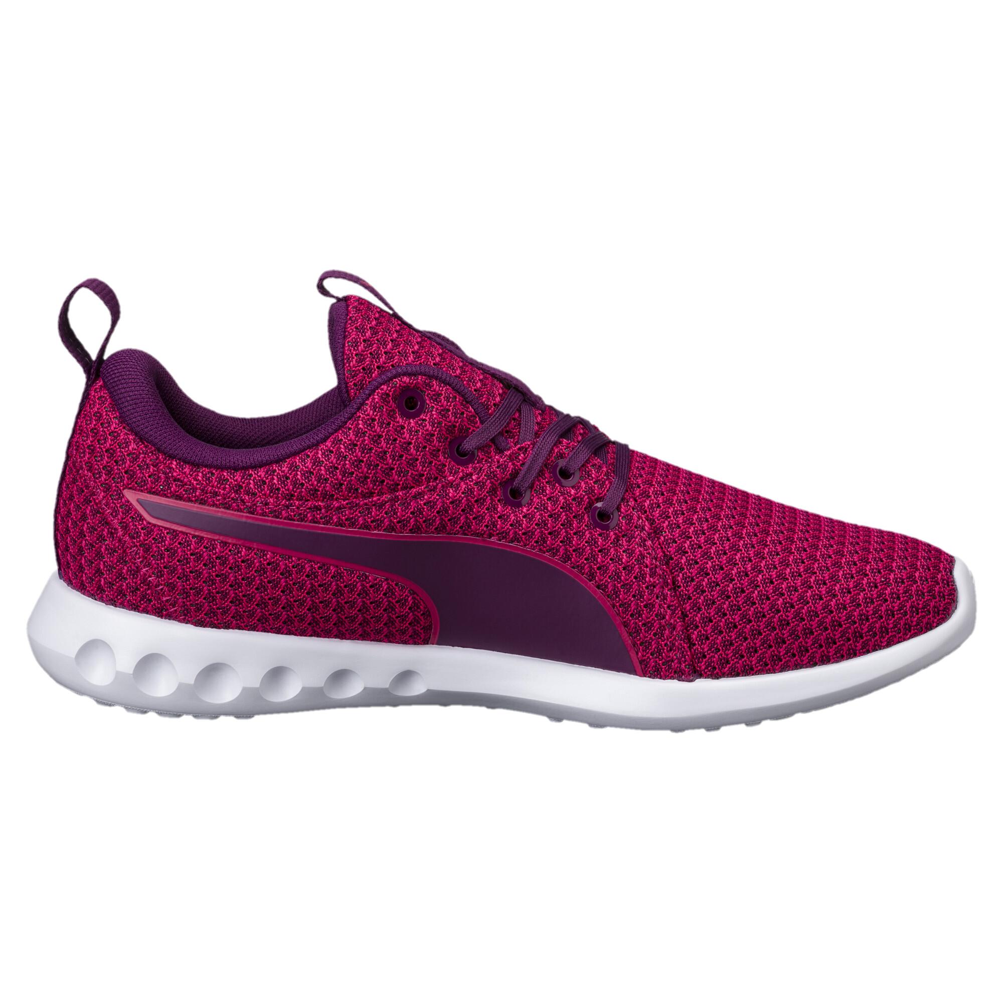 Image Puma Women's Carson 2 Knit Running Shoes #3