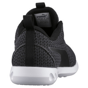 Thumbnail 4 of Carson 2 Knit Women's Running Shoes, Puma Black-Periscope, medium