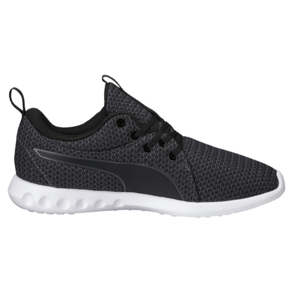 Carson 2 Knit Women's Running Shoes, Puma Black-Periscope, large