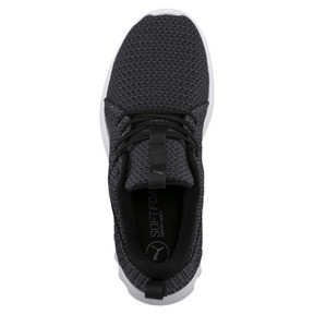 Thumbnail 5 of Carson 2 Knit Women's Running Shoes, Puma Black-Periscope, medium