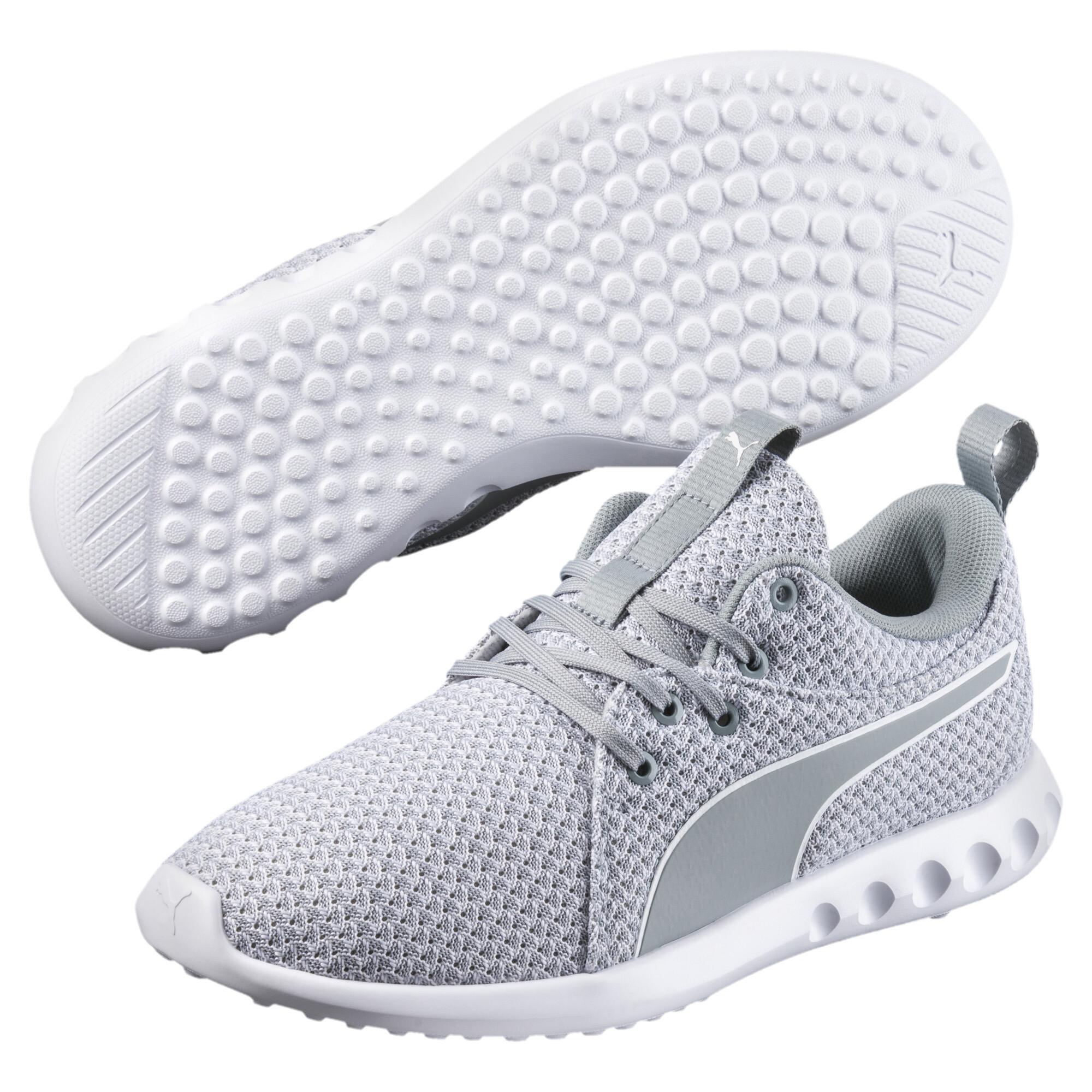 PUMA-Carson-2-Knit-Women-039-s-Running-Shoes-Women-Shoe-Running thumbnail 5