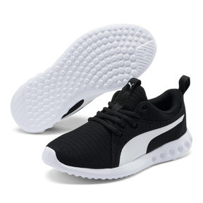 Thumbnail 2 of Carson 2 Sneakers JR, Puma Black-Puma White, medium