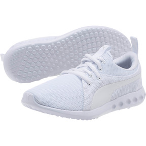 Thumbnail 2 of Carson 2 Sneakers JR, Puma White-Puma White, medium