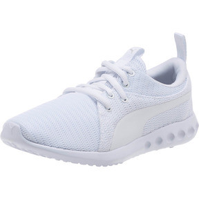 Thumbnail 1 of Carson 2 Sneakers JR, Puma White-Puma White, medium