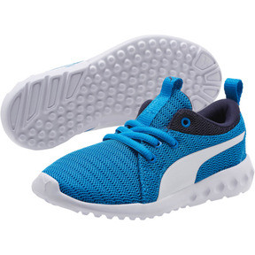Thumbnail 2 of Carson 2 AC Sneakers PS, Indigo Bunting-Puma White, medium