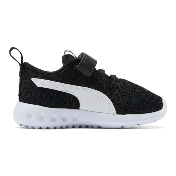 Carson 2 Toddler Shoes, Puma Black-Puma White, large