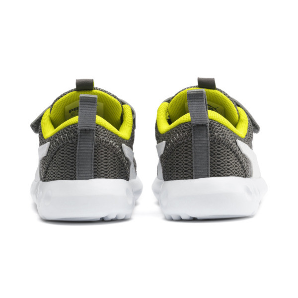 Carson 2 Toddler Shoes, CASTLEROCK-Limepunch, large