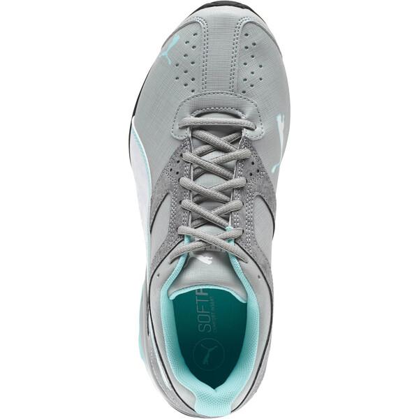 cheap for discount d275e fcedd Tazon 6 Accent Women s Running Shoes, Quarry-White-ARUBA BLUE, large. ‹ ›
