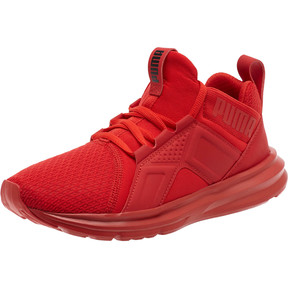 Thumbnail 1 of Enzo JR Training Sneakers, High Risk Red, medium