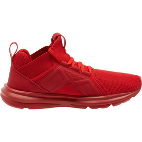 Thumbnail 3 of Enzo JR Training Sneakers, High Risk Red, medium