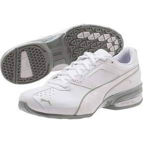 Thumbnail 2 of Tazon 6 IRI Women's Sneakers, Puma White-Quarry, medium