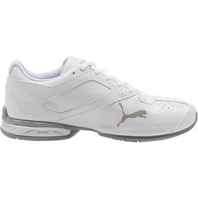 Thumbnail 3 of Tazon 6 IRI Women's Sneakers, Puma White-Quarry, medium