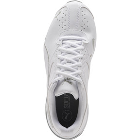 Thumbnail 5 of Tazon 6 IRI Women's Sneakers, Puma White-Quarry, medium