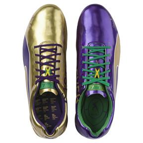Thumbnail 5 of Bolt evoSPEED Electric Legacy Spike Shoes, Violet Indigo-Jelly Bean, medium