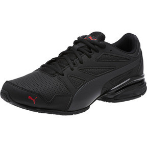 Thumbnail 1 of Tazon Modern SL FM Men's Sneakers, Puma Black-high risk red, medium