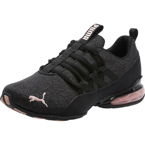 Thumbnail 1 of Riaze Prowl Women's Training Shoes, Puma Black-Rose Gold, medium