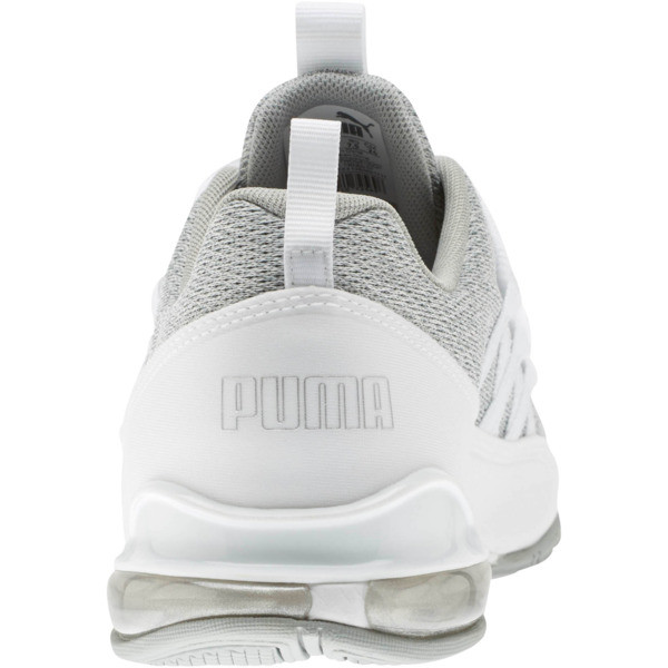 Riaze Prowl Women's Training Shoes, Puma White-Puma Silver, large