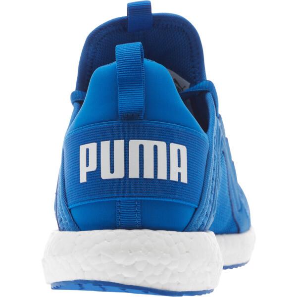 Mega NRGY Men's Trainers, Lapis Blue-Puma White, large