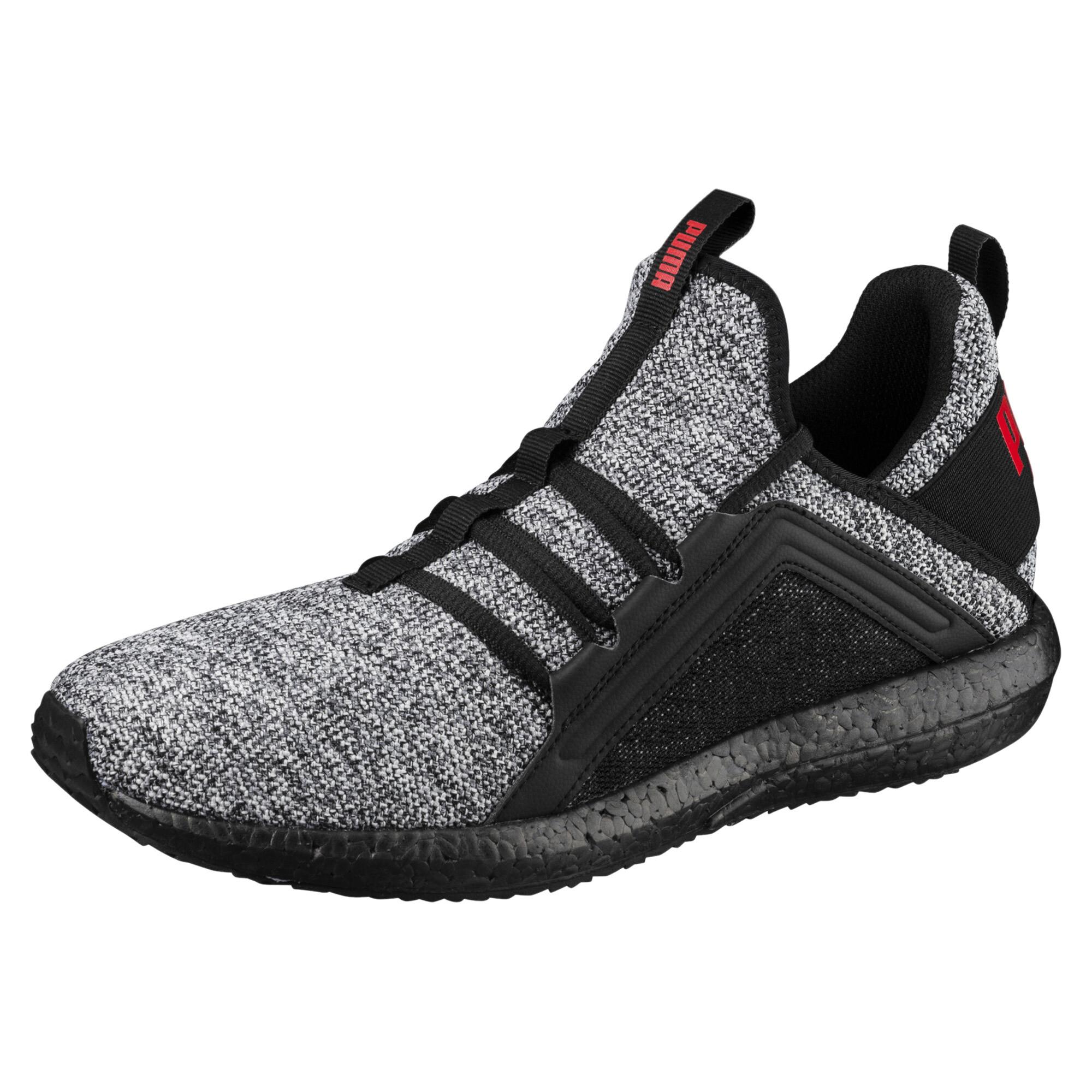 Image Puma Men's Mega NRGY Knit Running Shoes #1