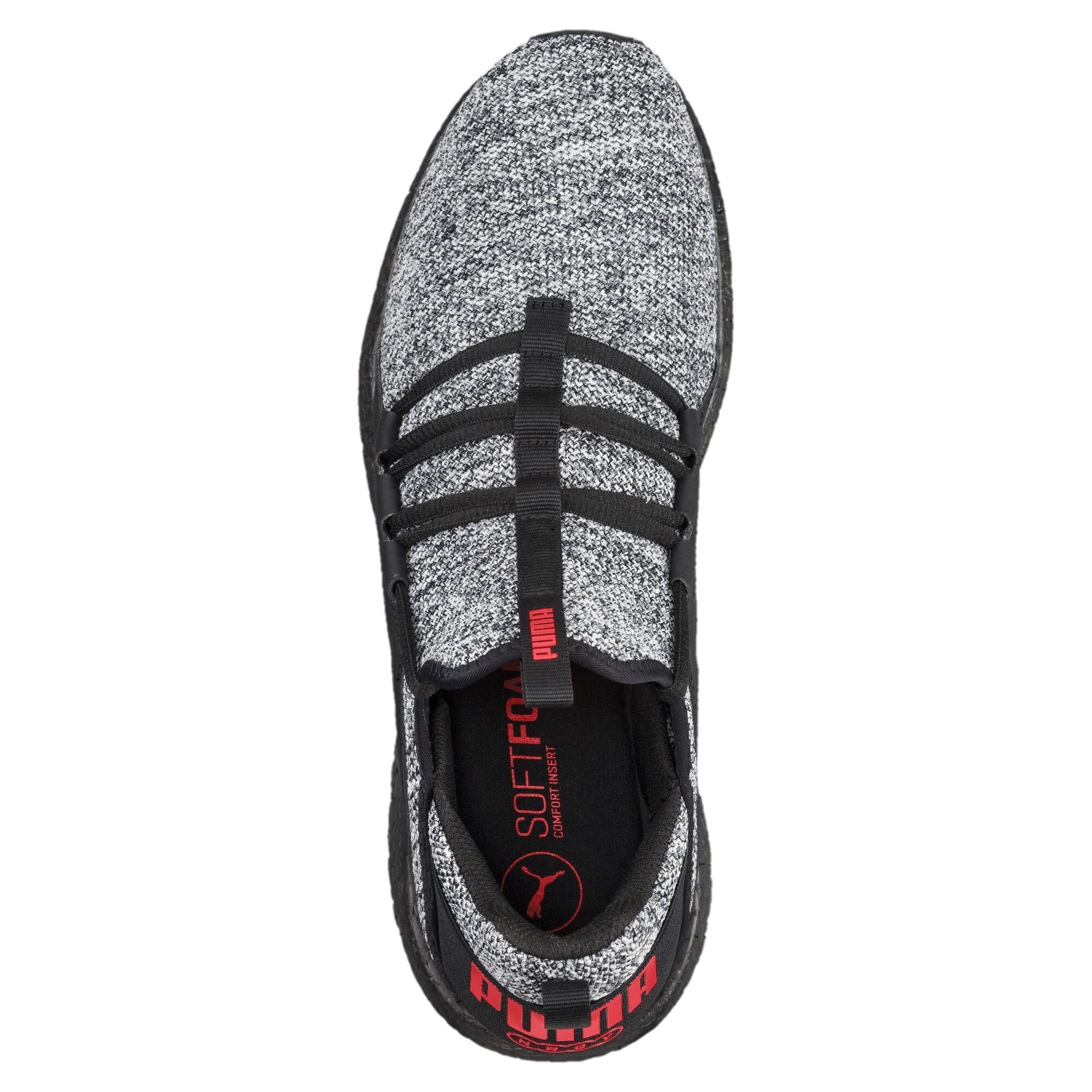 Image Puma Men's Mega NRGY Knit Running Shoes #5