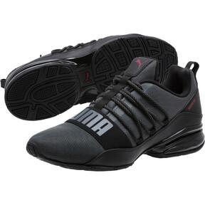 Thumbnail 2 of Cell Regulate KRM Men's Running Shoes, IronGate-PumaBlack-Pomegrnt, medium